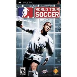 PSP WORLD TOUR SOCCER - Jeux PSP au prix de 3,95€