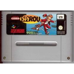 SN SPIROU (LOOSE) - Jeux Super NES au prix de 8,95€