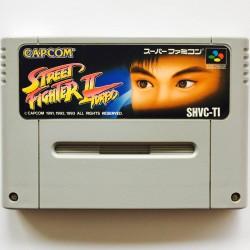 SN STREET FIGHTER 2 TURBO (LOOSE) (IMPORT JAP) - Jeux Super NES au prix de 6,95€