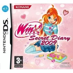 DS WINX CLUB SECRET DIARY 2009 - Jeux DS au prix de 9,95€