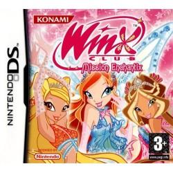 DS WINX CLUB MISSION ENCHANTIX - Jeux DS au prix de 6,95€