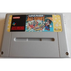 SN SUPER MARIO ALL STARS (LOOSE) - Jeux Super NES au prix de 14,95 €