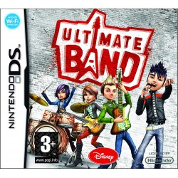 DS ULTIMATE BAND - Jeux DS au prix de 4,95€