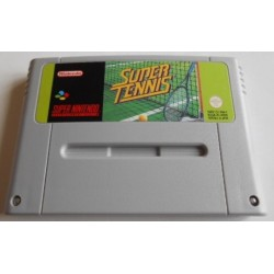 SN SUPER TENNIS (LOOSE) - Jeux Super NES au prix de 2,95 €