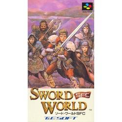 SN SWORD WORLD (IMPORT JAP) - Jeux Super NES au prix de 9,95€