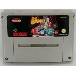 SN THE BRAINIES (LOOSE) - Jeux Super NES au prix de 9,95€
