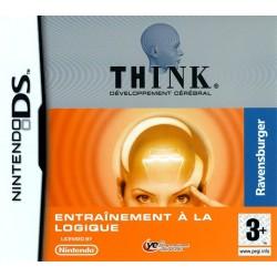 DS THINK ENTRAINEMENT A LA LOGIQUE - Jeux DS au prix de 4,95€