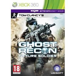 X360 GHOST FUTURE SOLDIER - Jeux Xbox 360 au prix de 6,95€