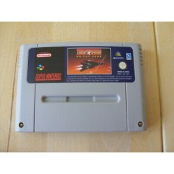 SN TURN AND BURN NO FLY ZONE (LOOSE) - Jeux Super NES au prix de 6,95 €