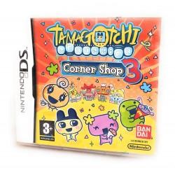 DS TAMAGOTCHI CONNEXION CORNER SHOP 3 - Jeux DS au prix de 9,95€