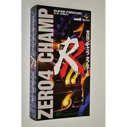 SN ZERO4 CHAMP RR (IMPORT JAP) - Jeux Super NES au prix de 4,95€