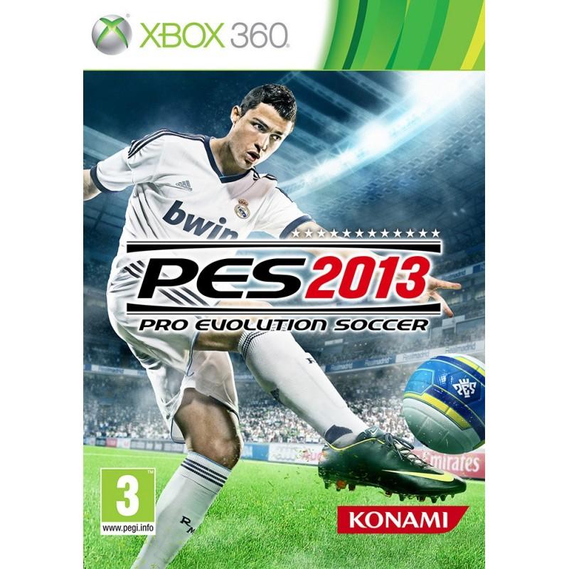 X360 PES 2013 - Jeux Xbox 360 au prix de 4,95€