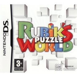 DS RUBIK S PUZZLE - Jeux DS au prix de 7,95€