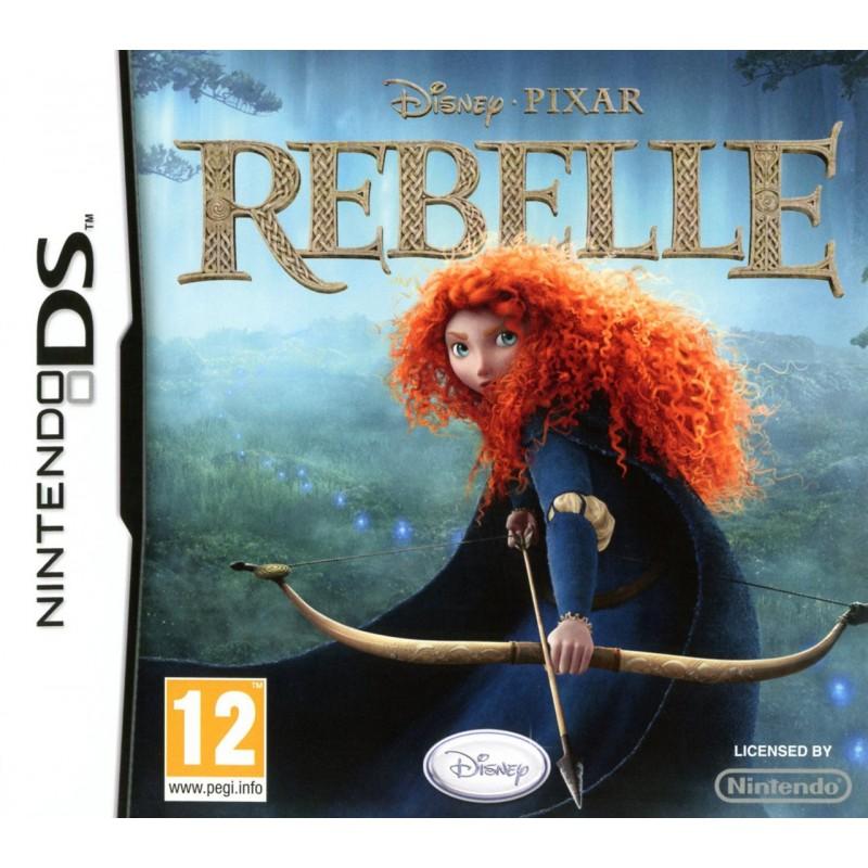 DS REBELLE - Jeux DS au prix de 9,95€