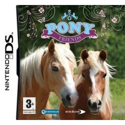 DS PONY FRIENDS - Jeux DS au prix de 2,95€