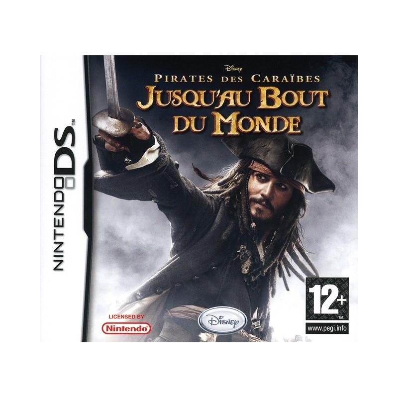 DS PIRATES DES CARAIBES JUSQU AU BOUT DU MONDE - Jeux DS au prix de 6,95€