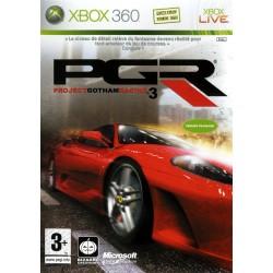 X360 PROJECT GOTHAM RACING 3 - Jeux Xbox 360 au prix de 4,95€