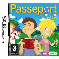 DS PASSEPORT CM1 AU CM2 - Jeux DS au prix de 4,95€