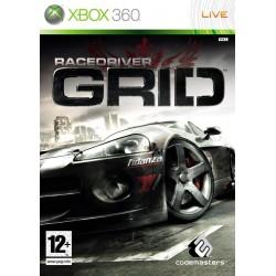 X360 RACE DRIVER GRID - Jeux Xbox 360 au prix de 6,95€