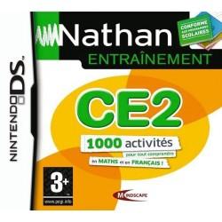 DS NATHAN CE2 - Jeux DS au prix de 8,95€
