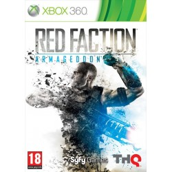 X360 RED FACTION ARMAGEDDON - Jeux Xbox 360 au prix de 6,95 €