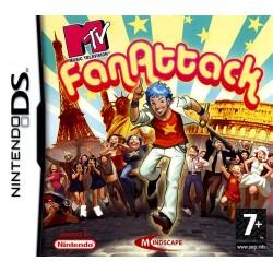DS MTV FAN ATTACK - Jeux DS au prix de 4,95€