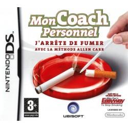 DS MON COACH PERSONNEL J ARRETE DE FUMER - Jeux DS au prix de 4,95€