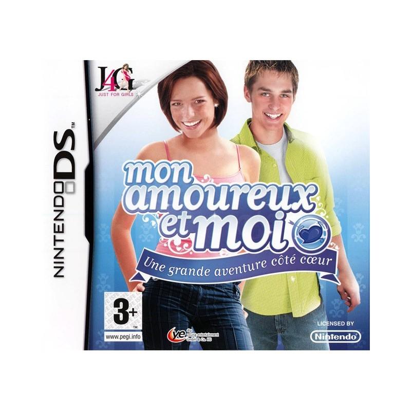 DS MON AMOUREUX ET MOI - Jeux DS au prix de 5,95€