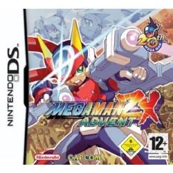 DS MEGAMAN ZX ADVENT - Jeux DS au prix de 29,95€