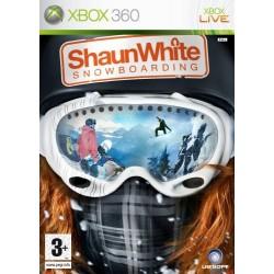 X360 SHAUNWHITE SNOWBOARDING - Jeux Xbox 360 au prix de 5,95€