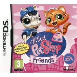 DS LITTLEST PET SHOP FRIENDS - Jeux DS au prix de 6,95€