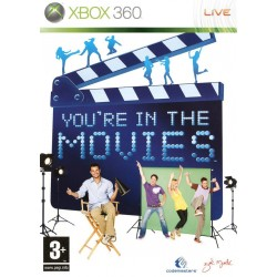 X360 YOU RE IN THE MOVIES - Jeux Xbox 360 au prix de 1,95 €