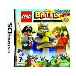 DS LEGO BATTLES - Jeux DS au prix de 9,95€