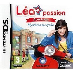 DS LEA PASSION MYSTERES AU LYCEE - Jeux DS au prix de 8,95€