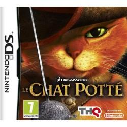 DS LE CHAT POTTE - Jeux DS au prix de 6,95€