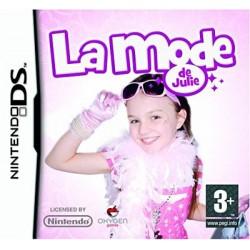 DS LA MODE DE JULIE - Jeux DS au prix de 4,95€
