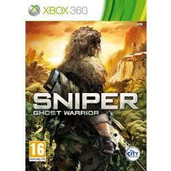 X360 SNIPER GHOST WARRIOR - Jeux Xbox 360 au prix de 5,95€