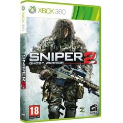 X360 SNIPER 2 - Jeux Xbox 360 au prix de 9,95€