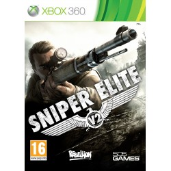 X360 SNIPER ELITE V2 - Jeux Xbox 360 au prix de 9,95€