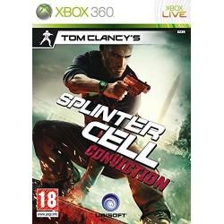 X360 SPLINTER CELL CONVICTION - Jeux Xbox 360 au prix de 4,95€