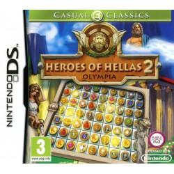 DS HEROES OF HELLAS 2 OLYMPIA - Jeux DS au prix de 6,95€