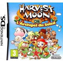 DS HARVEST MOON ARCHIPEL DU SOLEIL - Jeux DS au prix de 19,95€