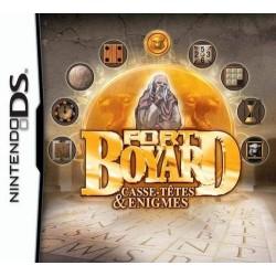 DS FORT BOYARD CASSE TETES & ENIGMES - Jeux DS au prix de 7,95€