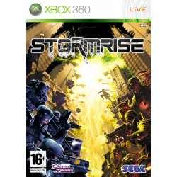 X360 STORMRISE - Jeux Xbox 360 au prix de 4,95€
