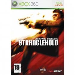 X360 STRANGLEHOLD - Jeux Xbox 360 au prix de 6,95€