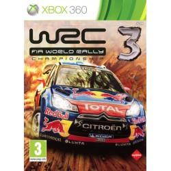 X360 WRC 3 - Jeux Xbox 360 au prix de 9,95€