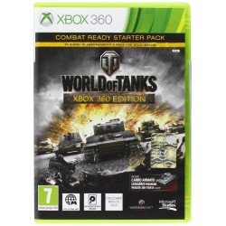 X360 WORLD OF TANKS - Jeux Xbox 360 au prix de 6,95 €