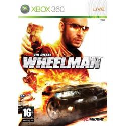 X360 WHEELMAN - Jeux Xbox 360 au prix de 6,95€