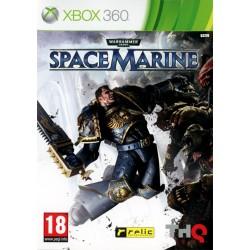X360 WARHAMMER 40.000 : SPACE MARINE - Jeux Xbox 360 au prix de 2,95€