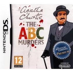 DS AGATHA CHRISTIE THE ABC MURDERS - Jeux DS au prix de 6,95€